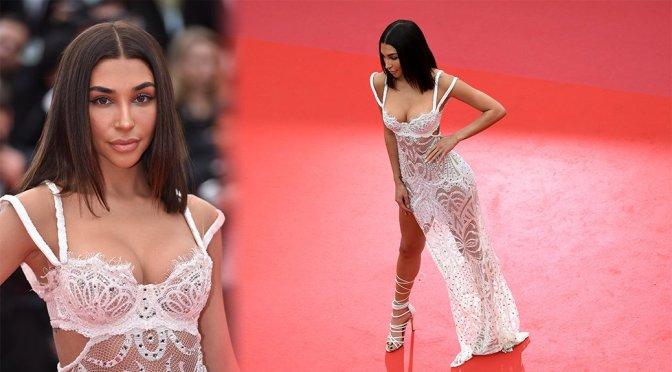 "Chantel Jeffries – ""Yomeddine"" Premiere in Cannes"