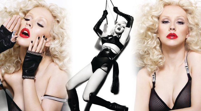 Christina Aguilera – Photoshoot by Alix Malka (2010)
