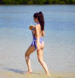 Farrah Abraham Swimsuit Body