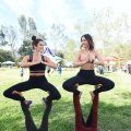 Francia Raisa Yoga