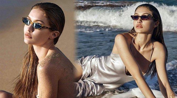 Gigi Hadid – Vogue Eyewear 2018 Campaign