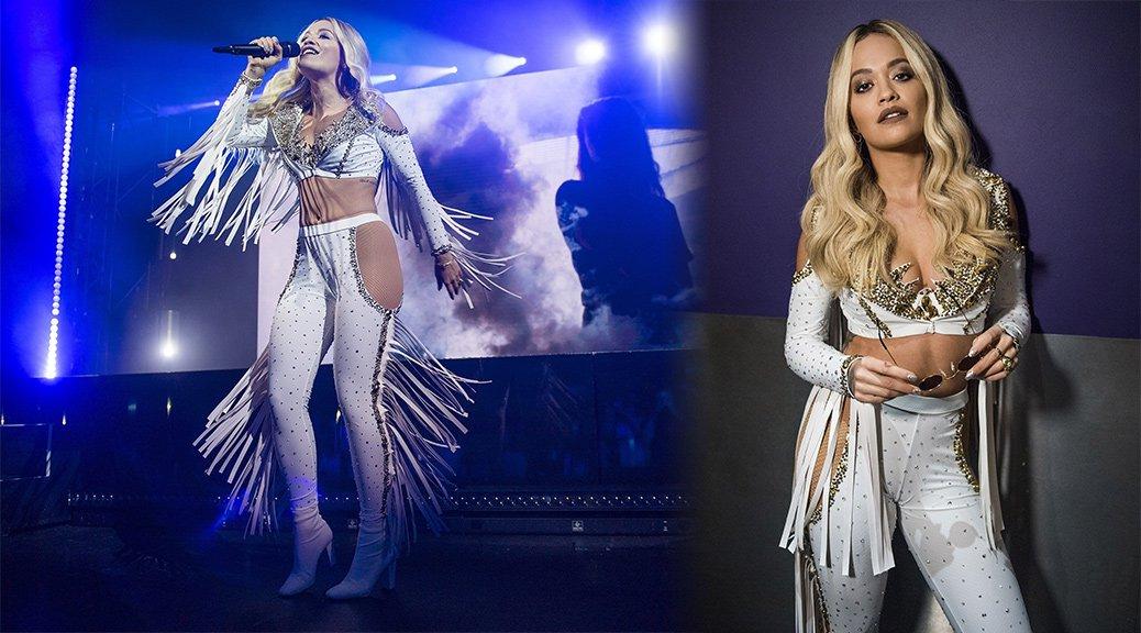 Rita Ora Performs Live O2 Academy in Birmingham