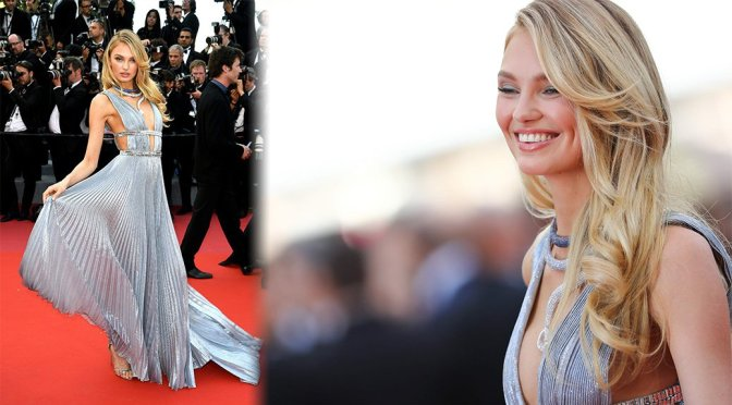 """Romee Strijd – """"Everybody Knows"""" Premiere in Cannes"""
