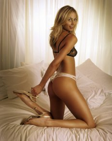 Stacy Keibler Sexy Lingerie