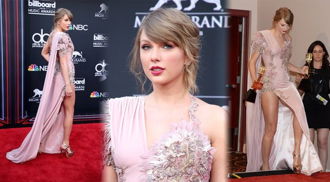 Taylor Swift – 2018 Billboard Music Awards in Las Vegas