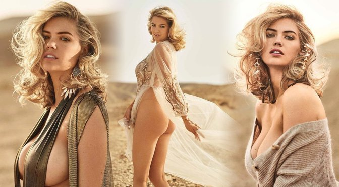 Kate Upton Boobs Bare Ass
