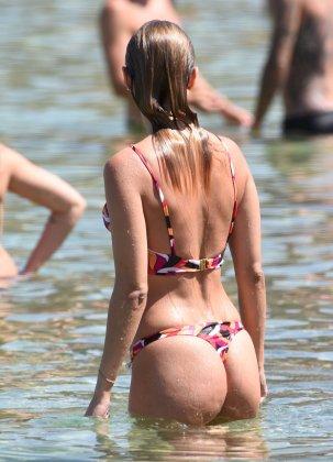 Kimberley Garner Bikini