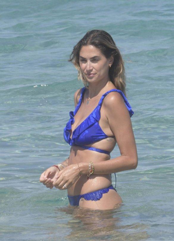 Melissa Satta Bikini