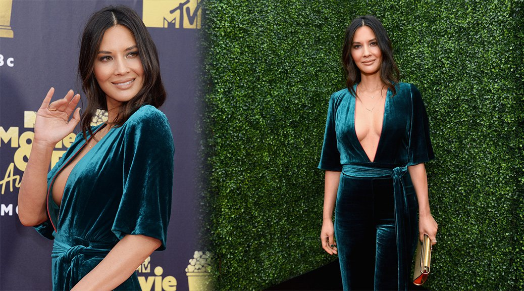 Olivia Munn - 2018 MTV Movie And TV Awards in Santa Monica