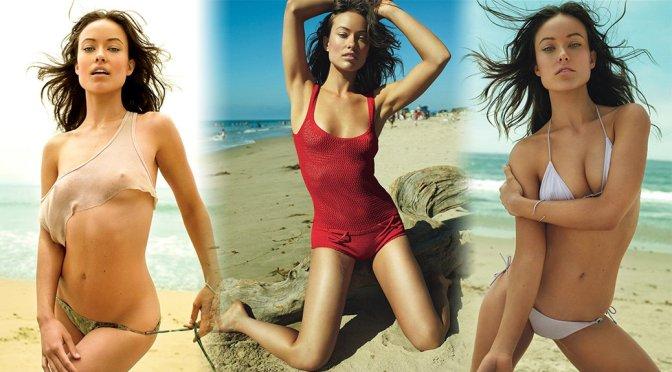 Olivia Wilde – GQ Magazine Photoshoot (October 2009)