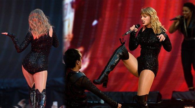 Taylor Swift – Reputation Stadium Tour in London