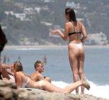 Bella Hadid Thong Bikini
