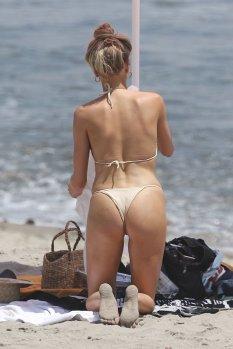 Charlotte Mckinney Sexy Bikini