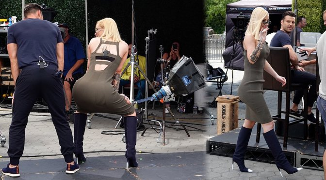 Iggy Azalea Big Ass And Boots