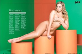 Iskra Lawrene Naked