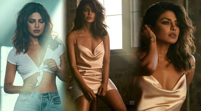 Priyanka Chopra – Maxim India Magazine Photoshoot (June/July 2018)