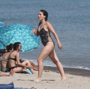 Sophie Bush Swimsuit