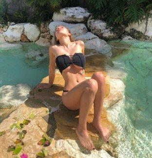 Sophie Rose Tiny Bikini
