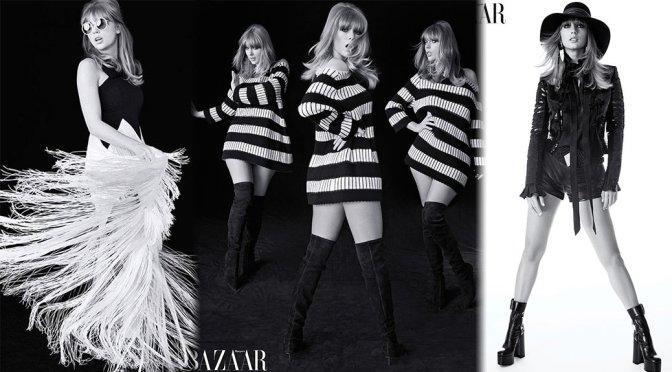 Taylor Swift – Harpers Bazaar Magazine Photoshoot