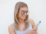 Annalynne Mccord Sexy Photoshoot At Starbucks
