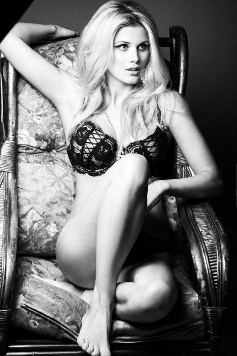 Ashley James Naked Photoshoot