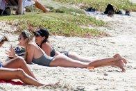 Candice Swanepoel Sexy Swimsuit In Espirito Santo