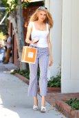 Charlotte Mckinney Shopping In La