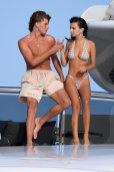 Emily Ratajkowski In Thong Bikini In Italy