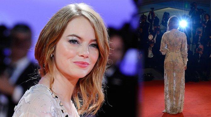 """Emma Stone – """"The Favourite"""" Premiere in Venice"""