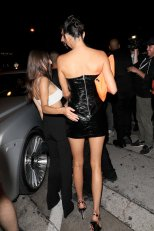 Kendall Jenner Sexy At Kylies Birthday Party