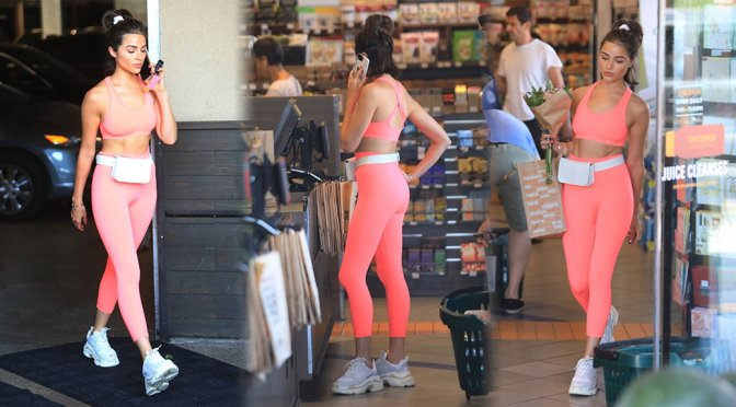Olivia Culpo – Candids in West Hollywood
