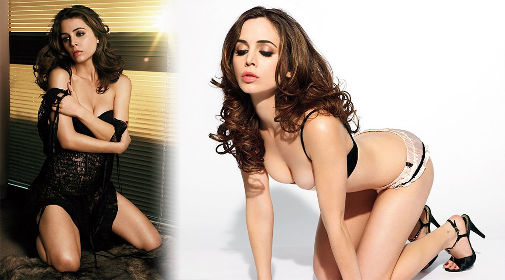 Eliza Dushku - Maxim Magazine Photoshoot (March 2009)