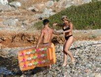 Gemma Atkinson Sexy Bikini Thong