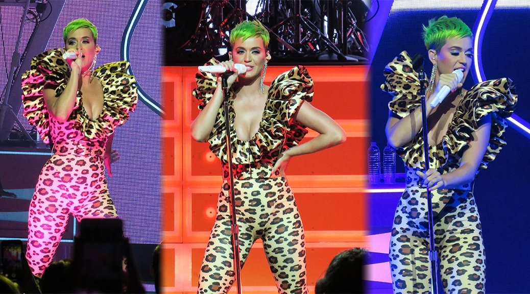 Katy Perry Performs Live at Citibank Cardholders in Los Angeles