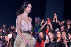 Kendall Jenner Sexy Catwalk