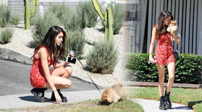Madison Beer – Leggy Candids in Beverly Hills