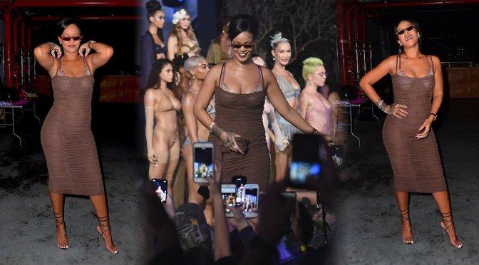 Rihanna – Savage X Fenty Fashion Show in New York
