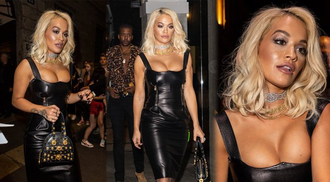Rita Ora Big Sexy Boobs
