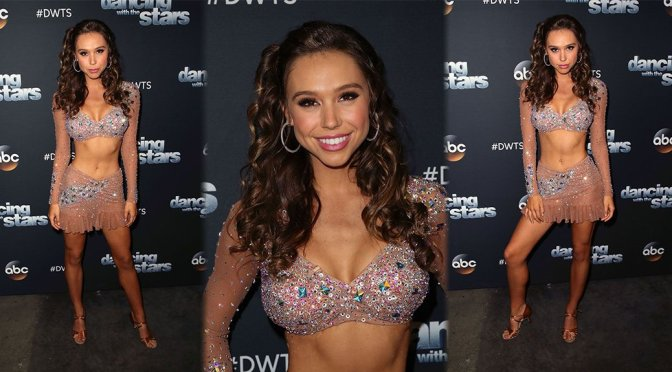 "Alexis Ren – ""Dancing With The Stars"" Photoshoot in Los Angeles"