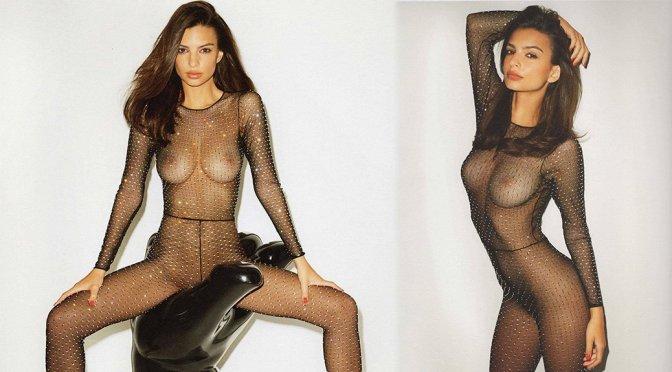 Emily Ratajkowski Naked Body