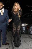 Mariah Carey Big Boobs And Thong