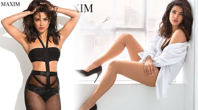 Priyanka Chopra – Maxim Magazine Photoshoot