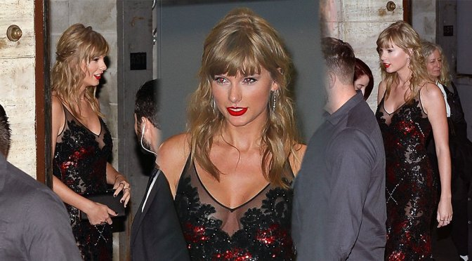 Taylor Swift Sexy Breasts