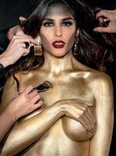 Alejandra Ruz Sexy Naked Body