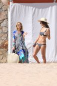 Alessandra Ambrosio On The Beach