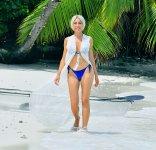 Farrah Abraham Sexy Body On Beach