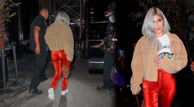Kylie Jenner – Big Ass Candids in New York
