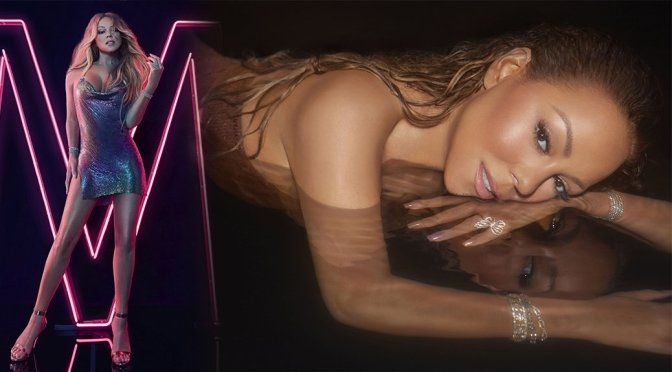 "Mariah Carey – ""Caution"" Music Album Sexy Promoshoot"