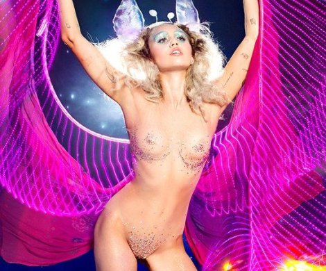Miley Cyrus Naked Body