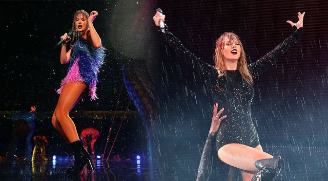 """Taylor Swift – Performs at """"Reputation Tour"""" in Sydney"""